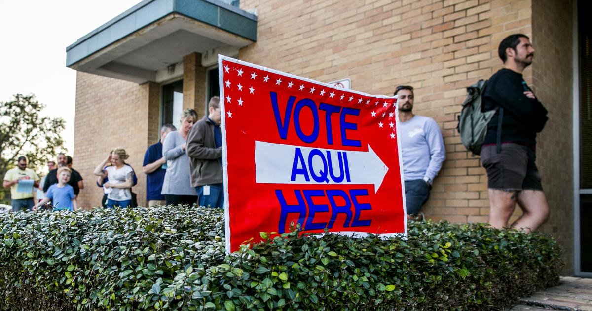 Μετά το 2018 ψήφου κύματος, UnidosUS εγκαινιάζει εκστρατεία για να συγκεντρώσει περισσότερα Λατίνος ψηφοφόροι