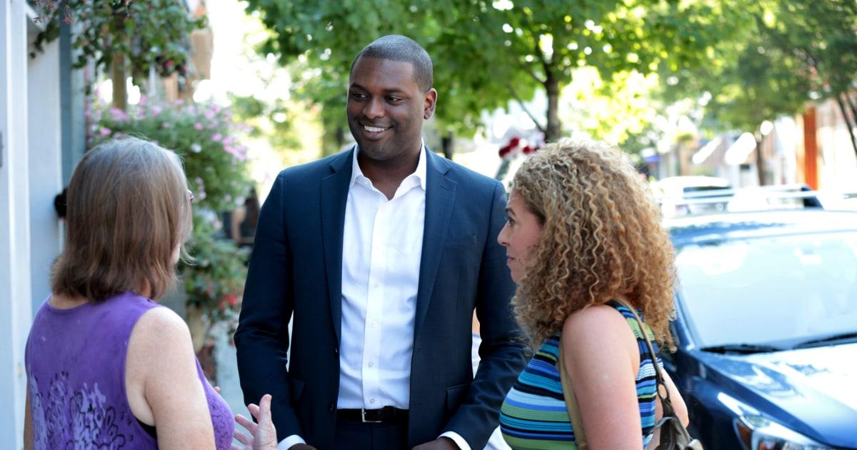 Mondaire Jones joins Ritchie Torres as first gay Black men elected to Congress