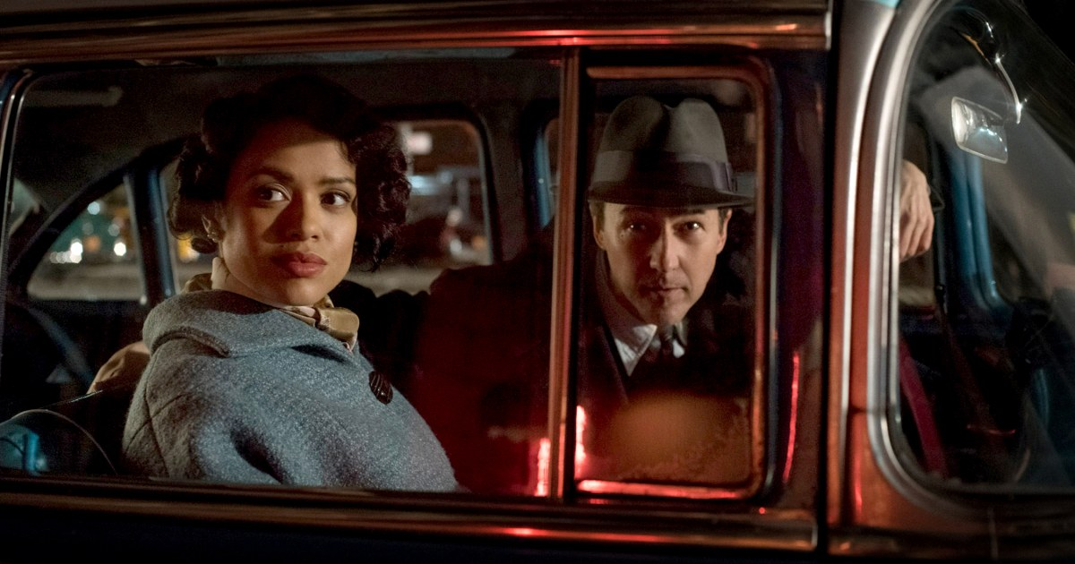 'Motherless Brooklyn' blends racism of 1950s New York with an old-school whodunit - NBCNews.com