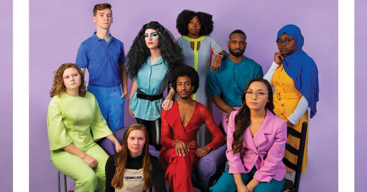 Alabama Unternehmen weigert sich zu drucken university LGBTQ-inclusive-Magazin