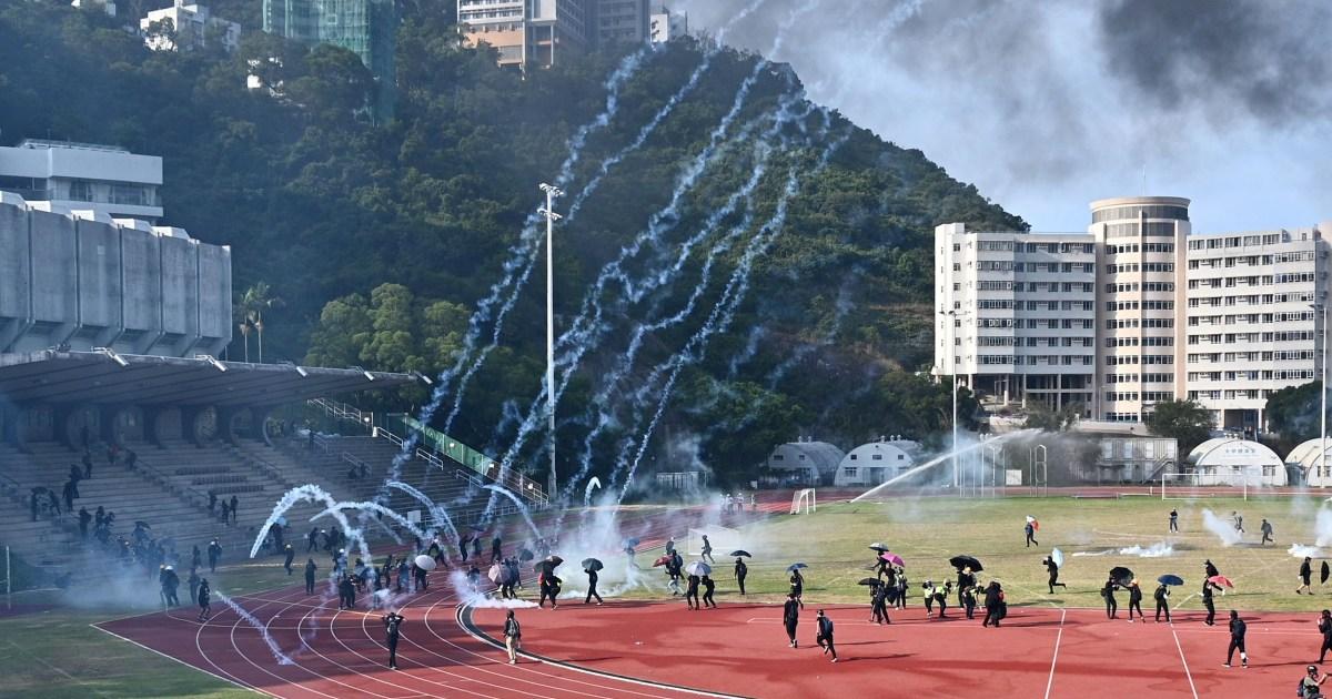 U.S. universities suspend Hong Kong study programs amid deadly protests - NBC News