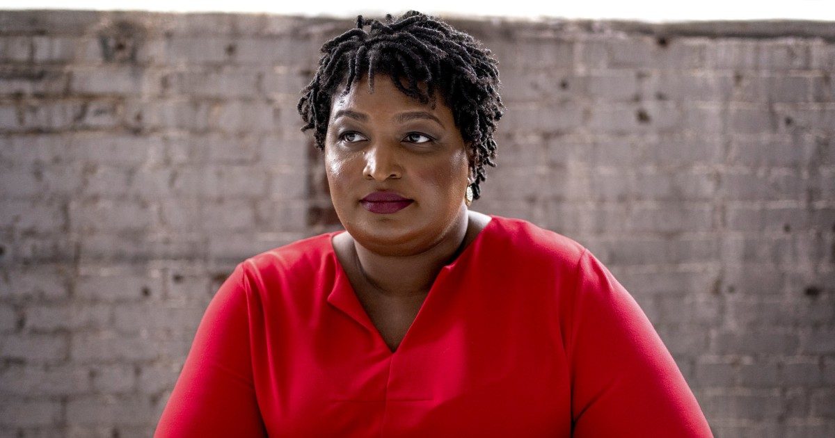 As Democrats debate in Georgia, Stacey Abrams fights for voters' rights