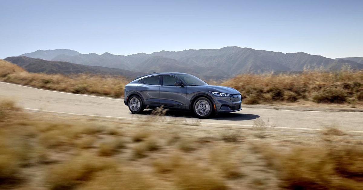 'First Edition' electric Mustang ist alles ausverkauft, sagt Ford