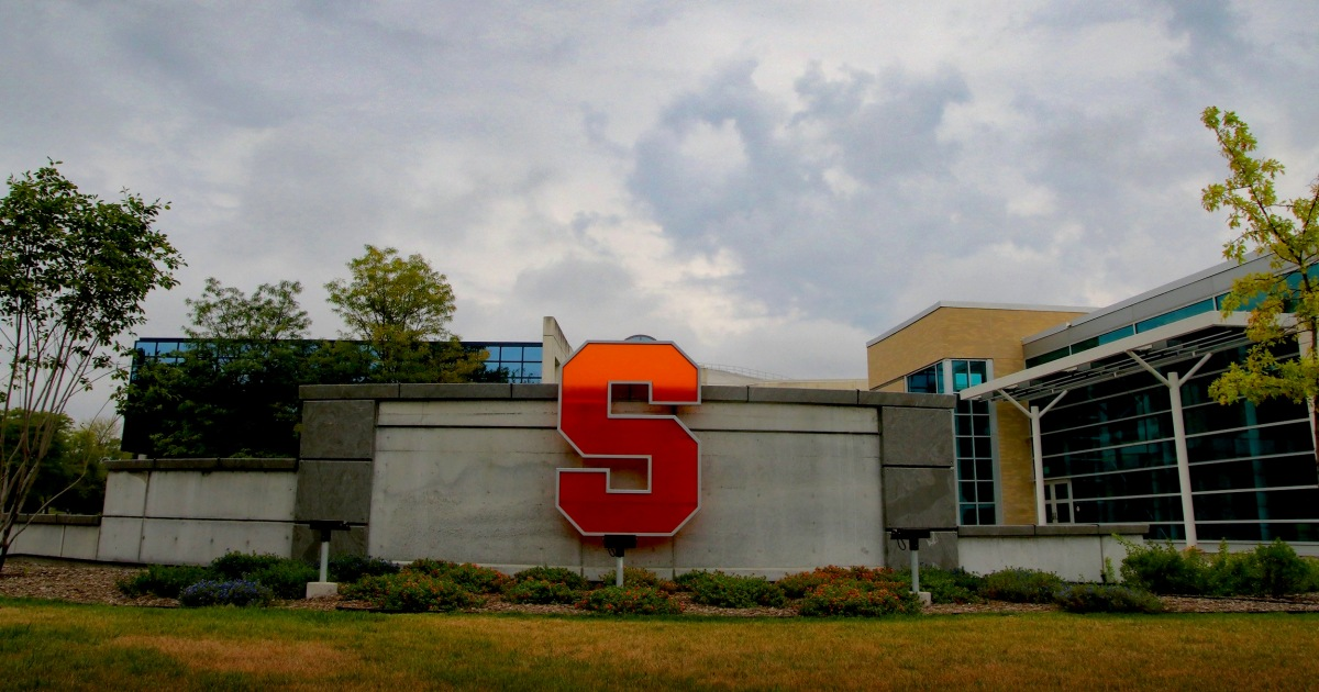 More racist graffiti found at Syracuse University, school says