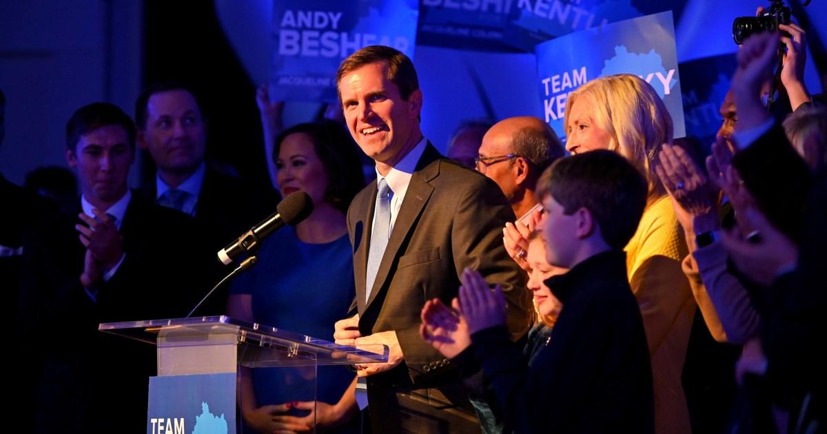 Hier sind drei take-aways aus der 2019 Gouverneurswahlen Rennen