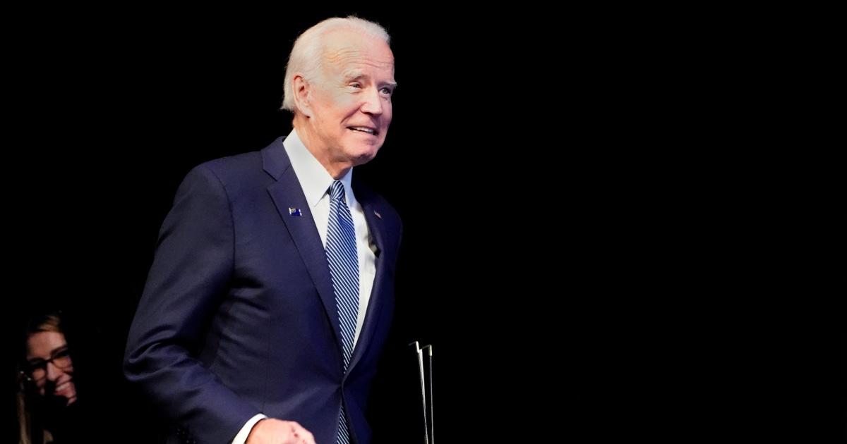 <b>Marijuana is not a 'gateway drug.' If Joe Biden doesn't know that, he shouldn't be president.</b>