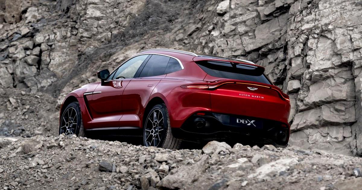 Aston Martin neu $189,000 SUV zu machen oder brechen könnte dieser berühmte britische Marke