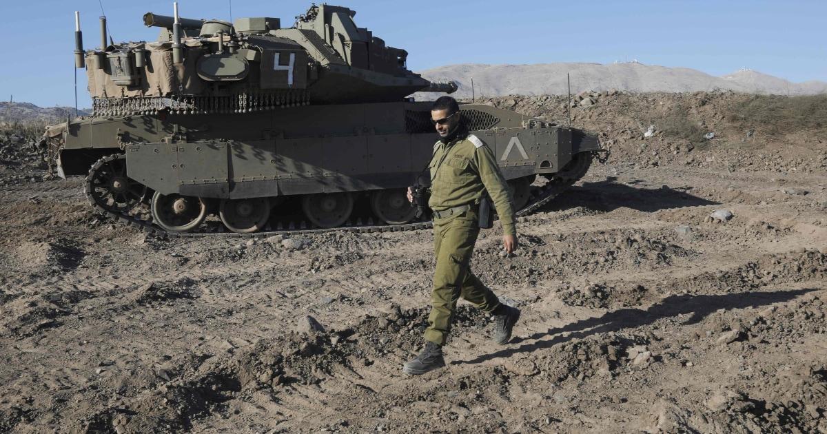 Israel menyerang sasaran Iran di Suriah setelah serangan roket