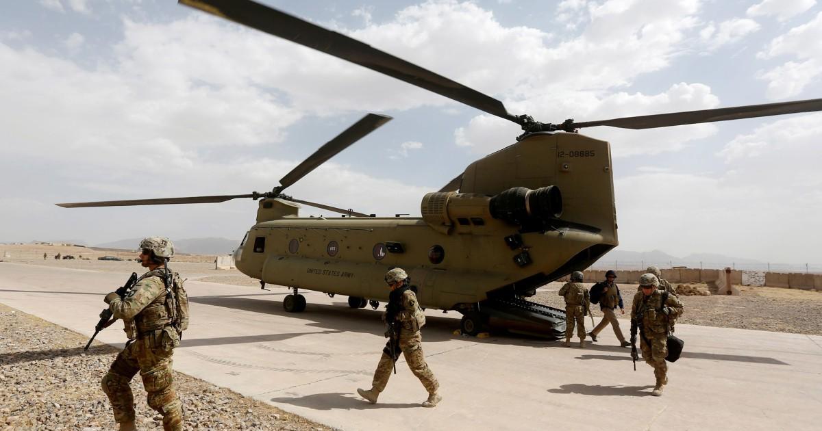 Δύο ΑΜΕΡΙΚΑΝΙΚΉ υπηρεσία βουλευτές που σκοτώθηκαν σε συντριβή ελικοπτέρου στο Αφγανιστάν