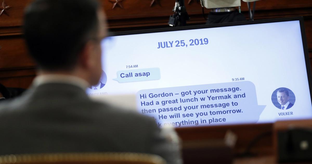 State Department gebeten, die Sonde top-Diplomaten die Verwendung von persönlichen Handys