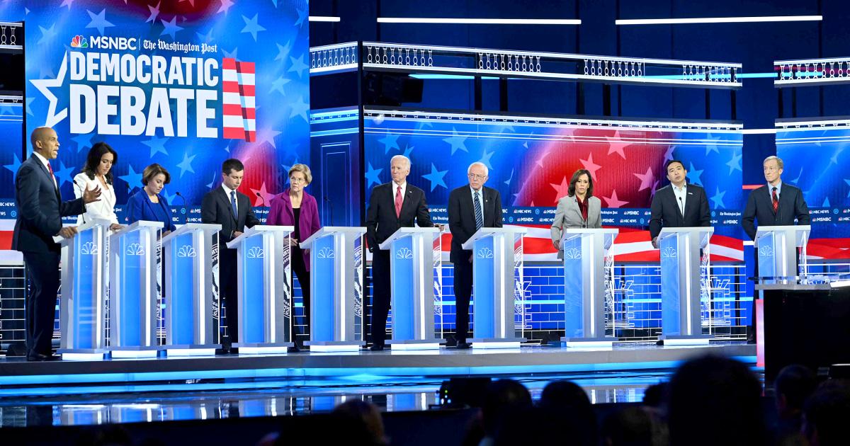 Διαβάστε το πλήρες κείμενο από την πέμπτη Δημοκρατική συζήτηση