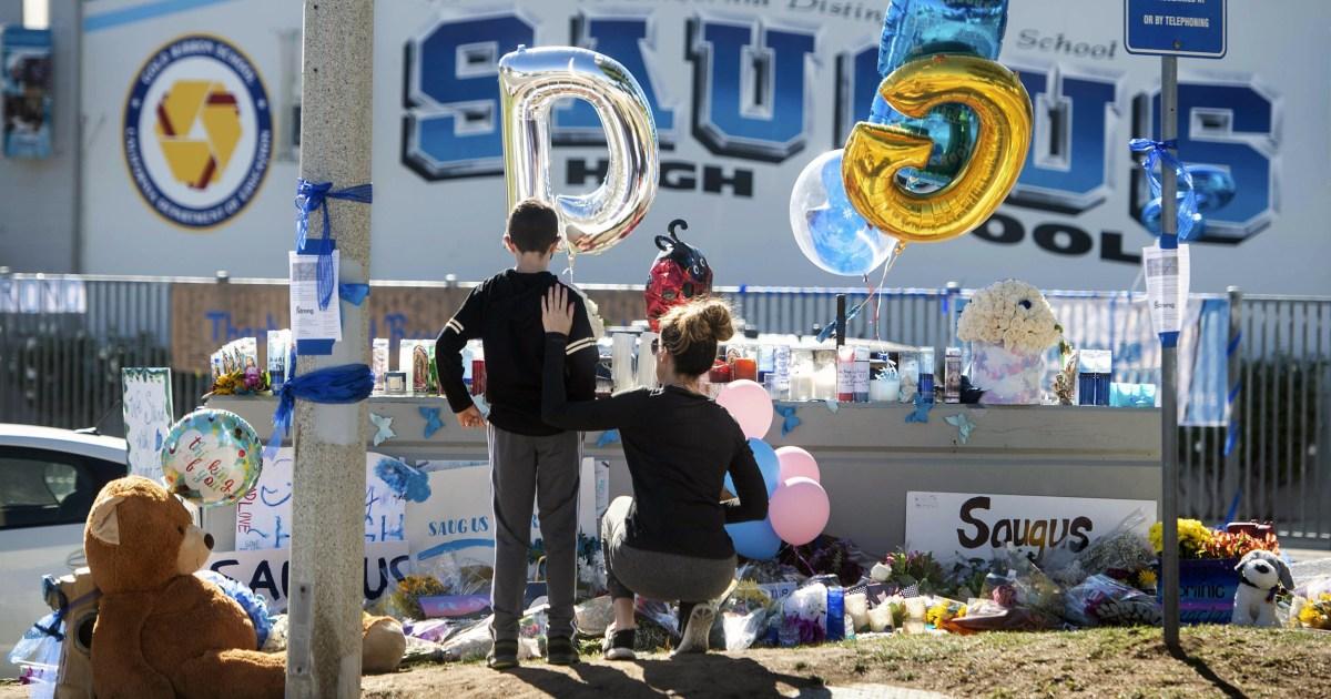 Student, der tödlich Schuss 2 an der California high school