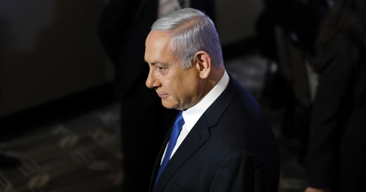 191122 benjamin netanyahu al 0858 3d73013631403632f22cb25d9253a539.nbcnews fp 1200 630 - Israeli PM Netanyahu hustled off stage at campaign event amid rocket attack