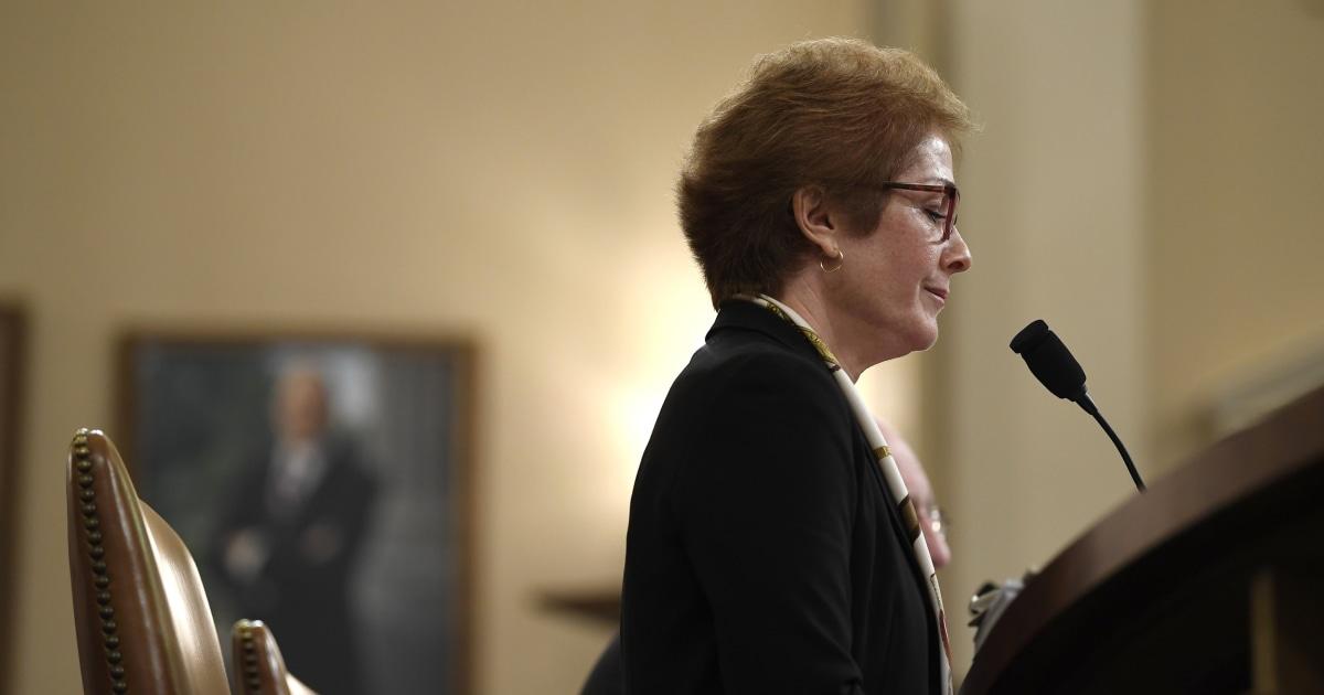 公る倫理グループショー Giuliani,Pompeoの連絡前にウクライナ大使の追放