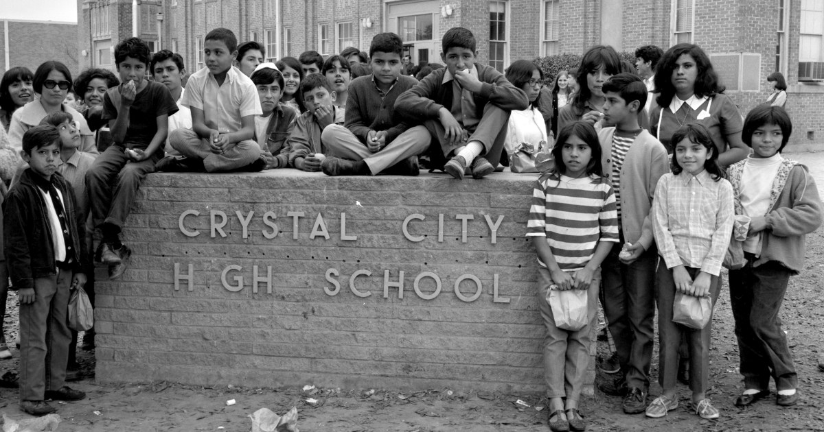 Vergessene Geschichte: Chicano student walkouts geändert Texas, aber Ungleichheiten bleiben