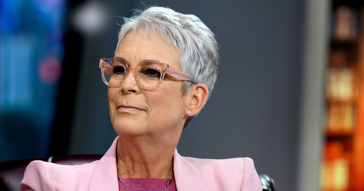 Jamie Lee Curtis: Voting for women candidates is more than gender politics