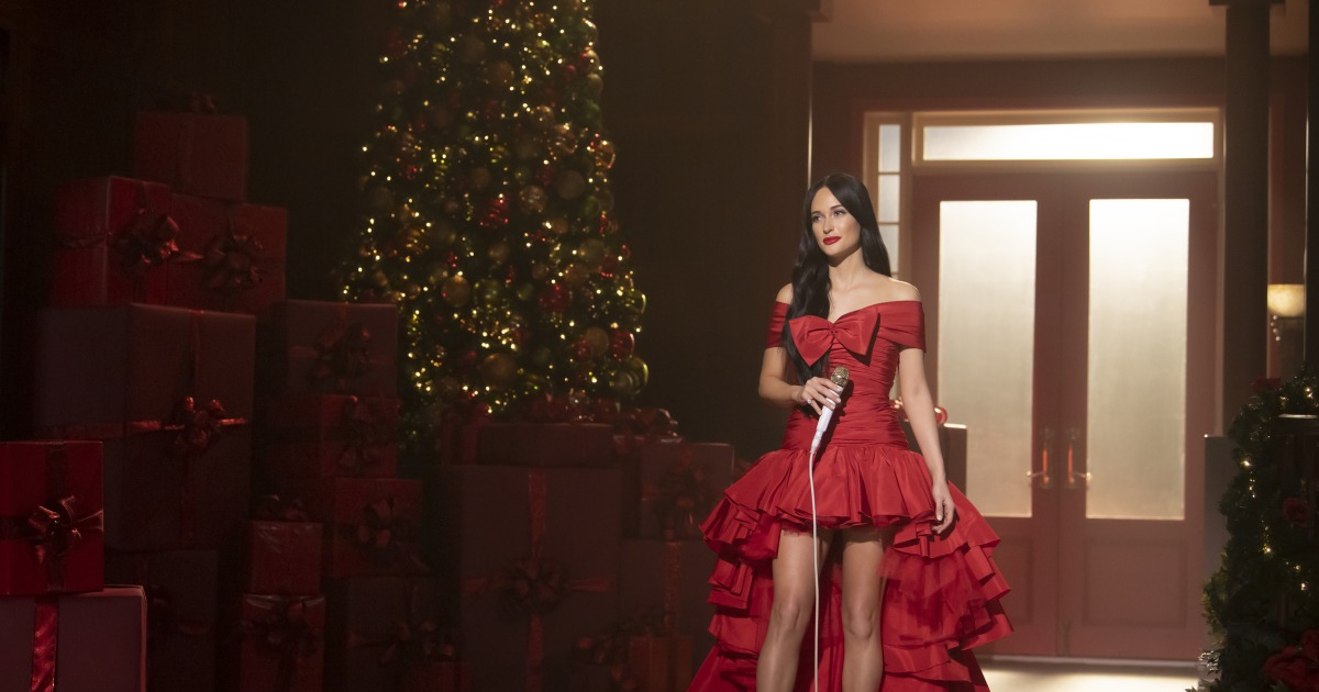 Nbc Christmas Specials 2020 Christmas Day Kacey Musgraves takes Christmas Special to Amazon Prime