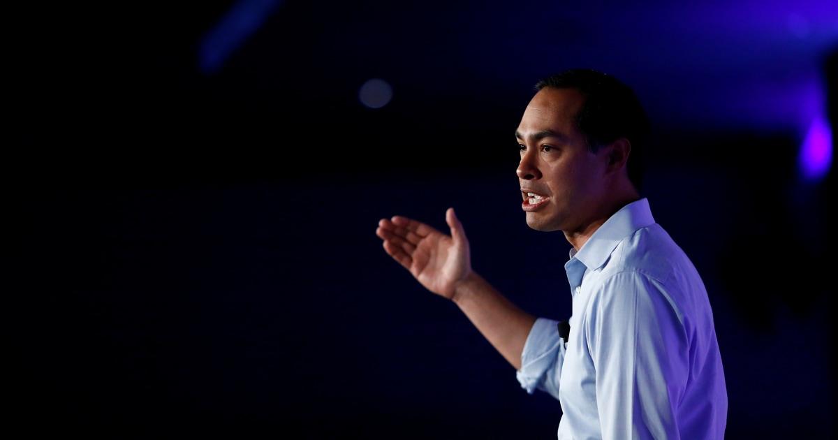 Julián Castro Thanksgiving-Botschaft: Machen hunger eine nationale Priorität