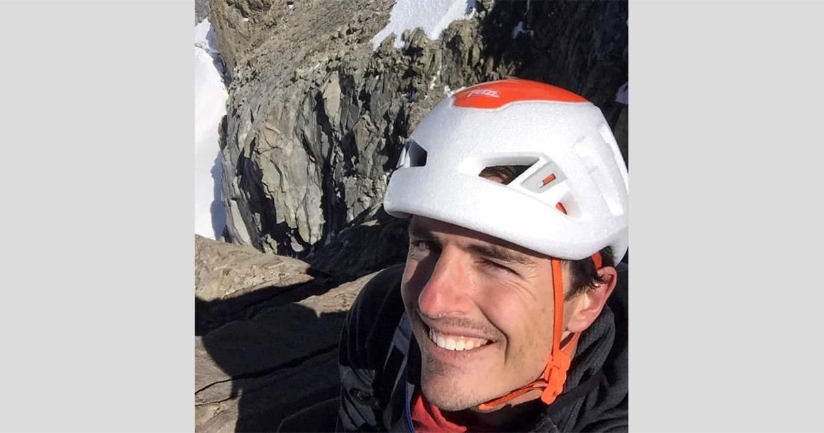 Erreicht free-solo-Kletterer Brad Gobright stirbt bei Kletter-Unfall