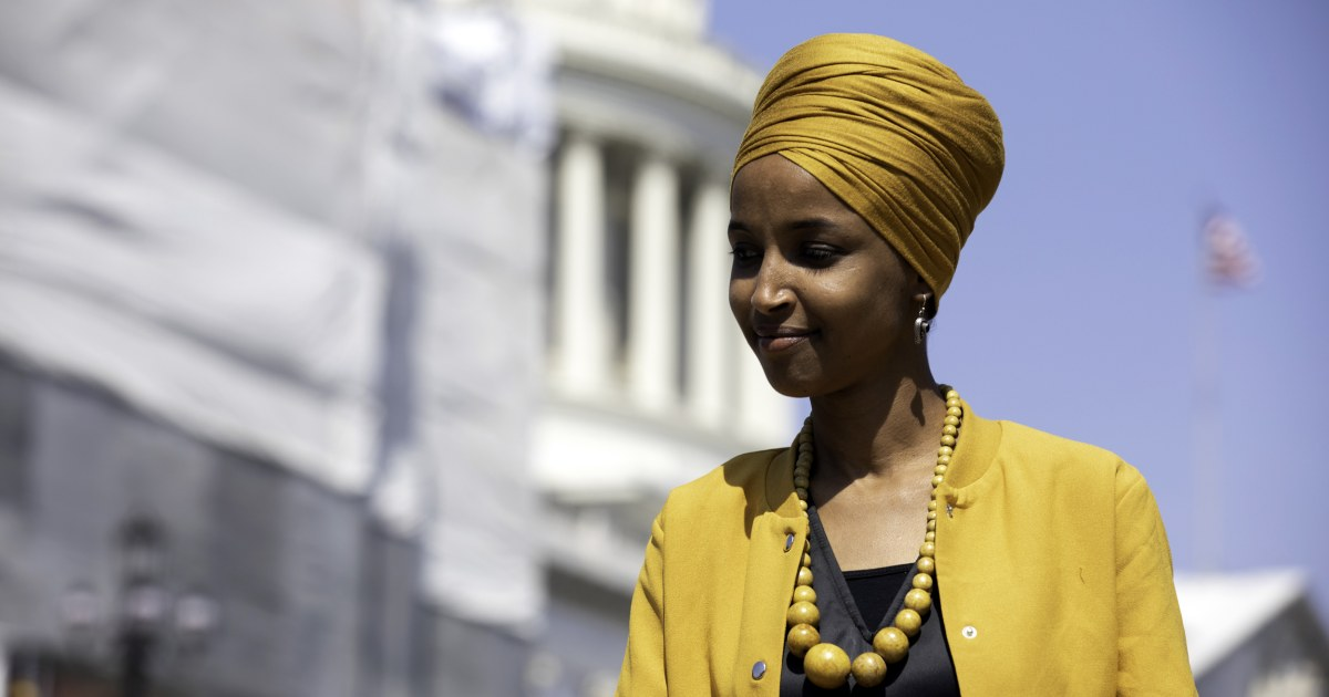 ilhan omar u0026 39 s opponent banned from twitter after suggesting