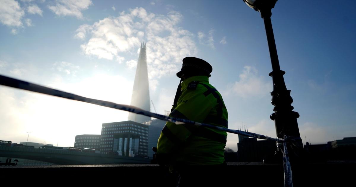 London Bridge Angriff Neufassung britischen 'Brexit Wahl