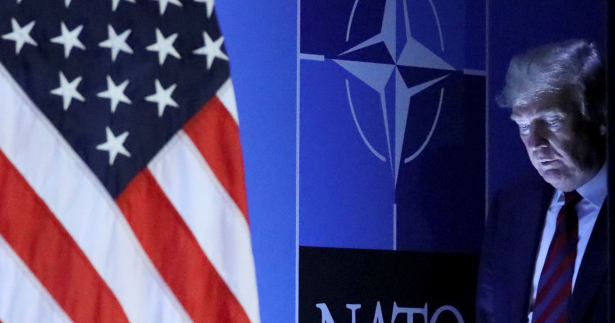 At its 70th birthday, NATO has other problems than Trump
