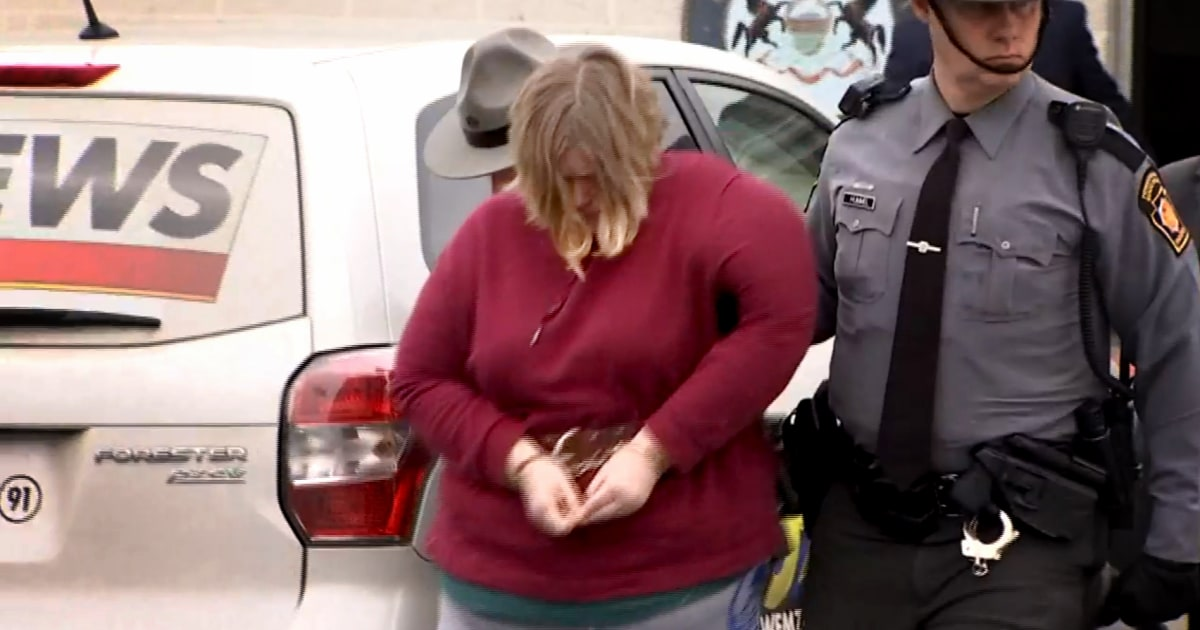 Pennsylvania mom arrested, charged with murdering her young children
