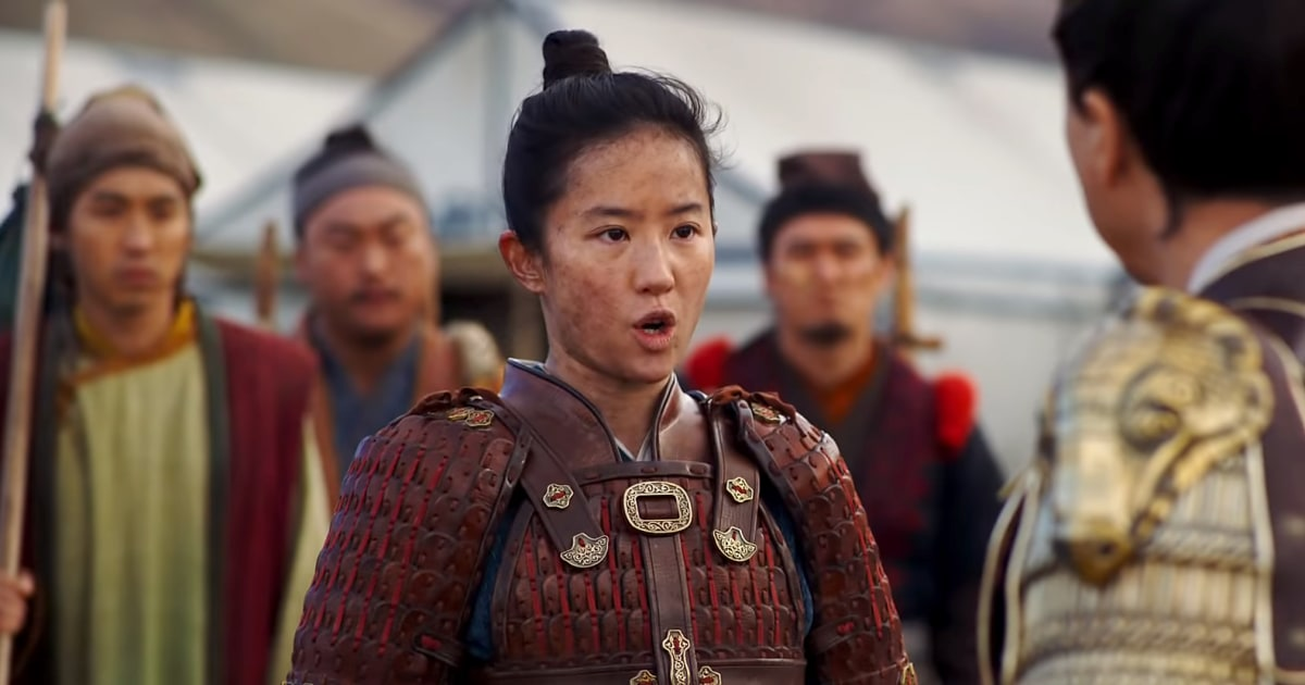 Disney releases new 'Mulan' trailer