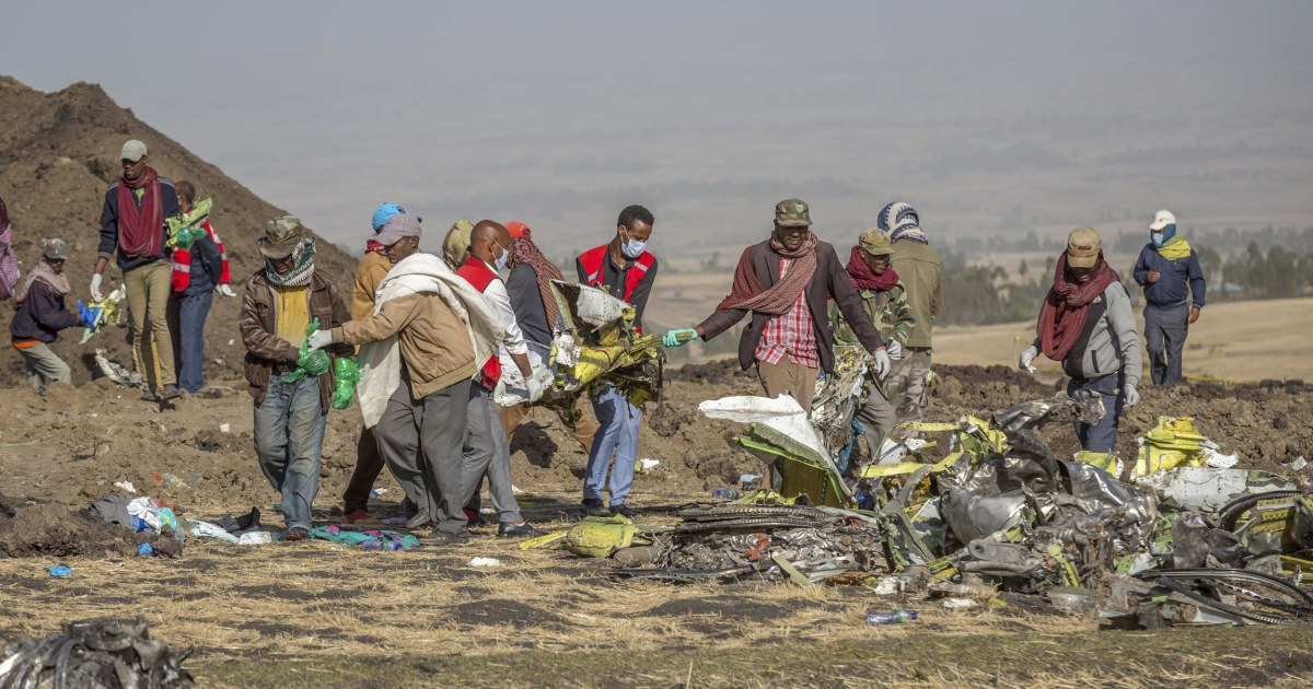 Boeing charged with criminal conspiracy and fined $2.5 billion for coverup over 737 Max crashes