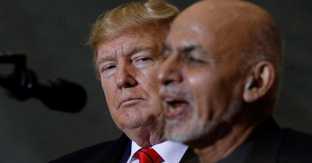 トランプの管理者を発表しアフガニスタンの取4,000軍