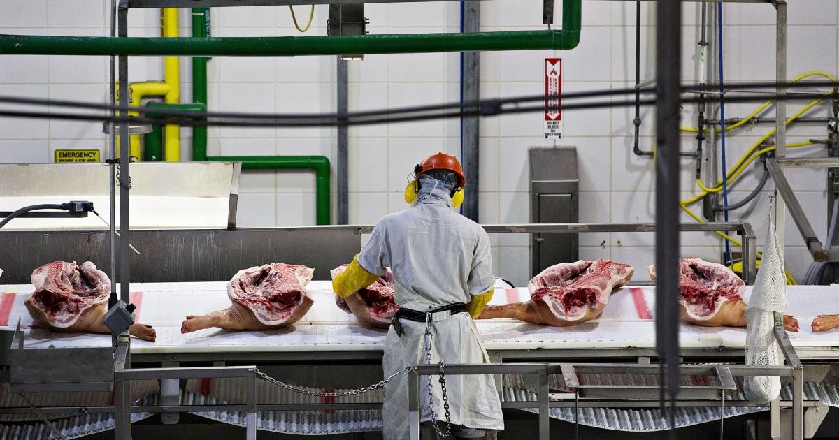 Judge dismisses lawsuit over worker safety at Smithfield pork plant