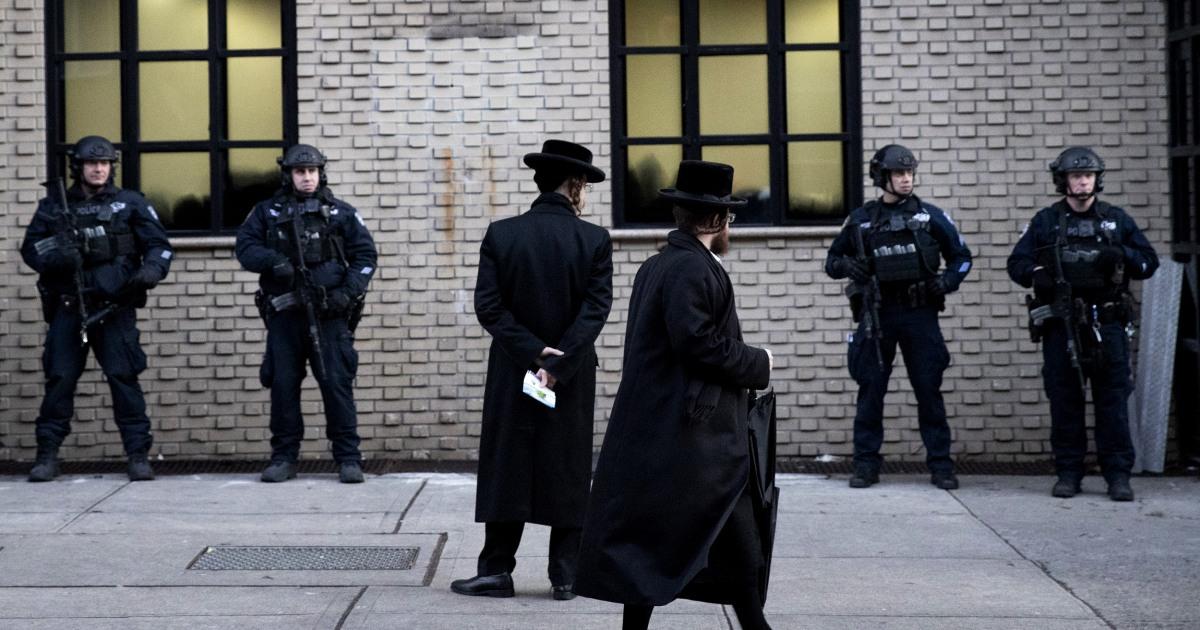 Fox News spuckt der Antisemitismus, der Trump sagt, er will aufhören