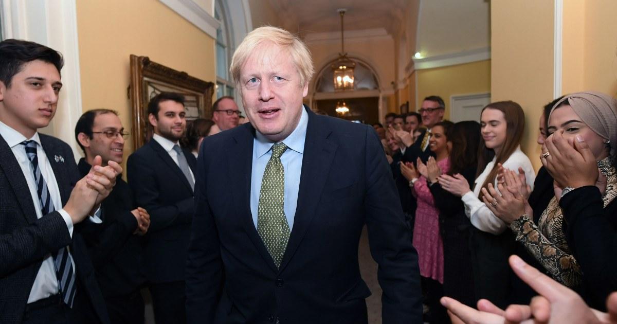 Wie Boris Johnson verwendet Brexit Populismus zu stürmen zum Sieg in Großbritannien-Wahl