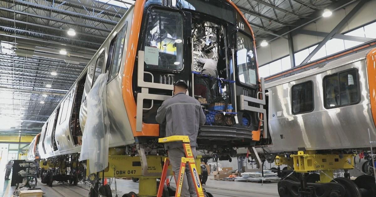 Σιδηροδρομικά συστήματα σε 3 πόλεις των ΗΠΑ πατήστε το Κινεζικό τρένο τσάι μετά το NBC News έκθεση σχετικά με την παιδική εργασία