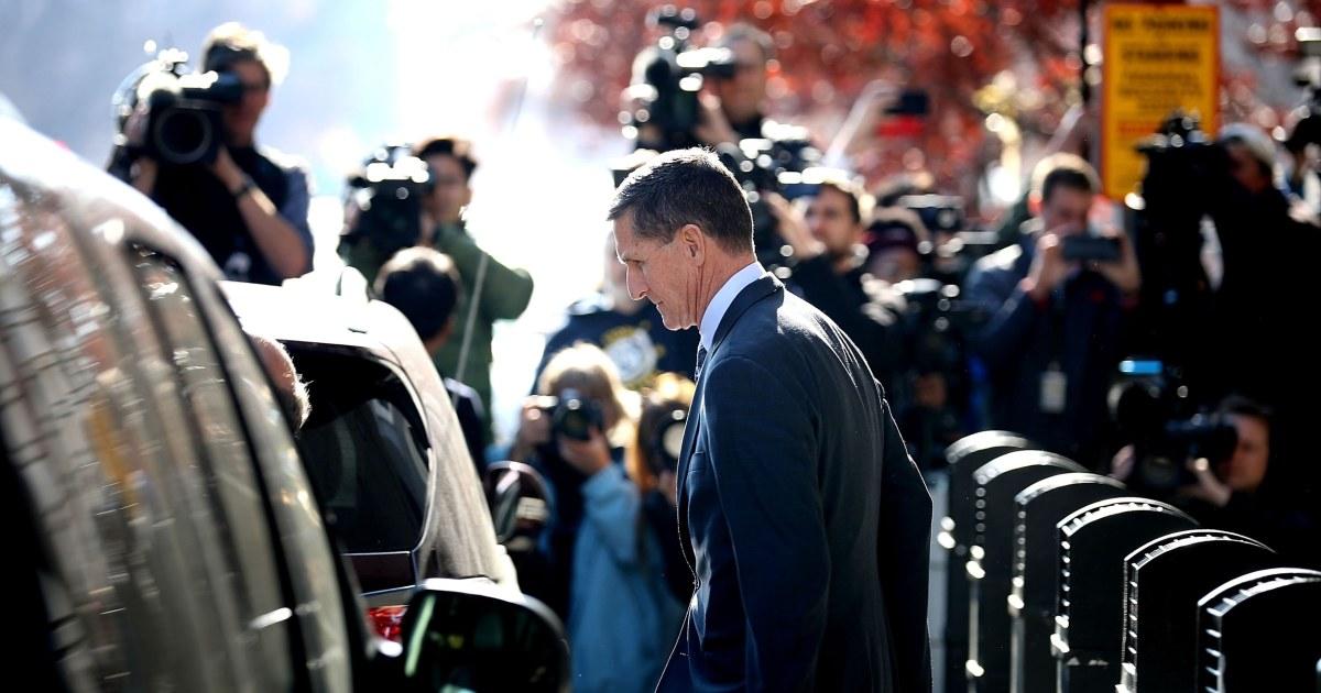 Richter lehnt Michael Flynn die Angriffe auf das FBI, wirft seine Anwälte von Plagiaten