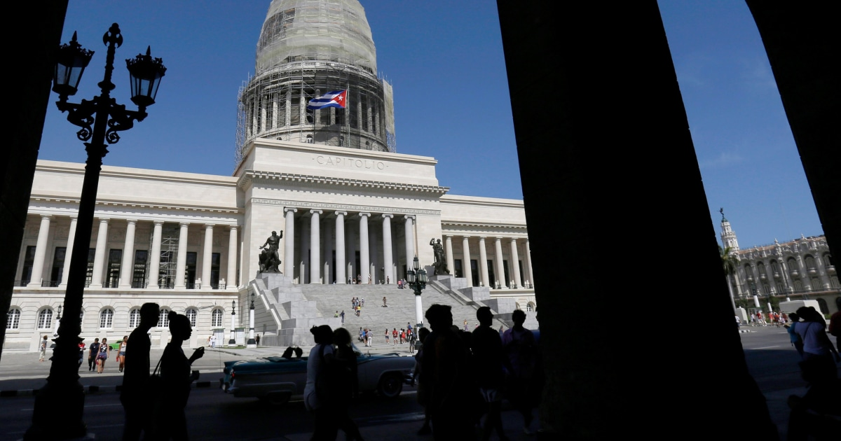 Κούβα: Κάποιοι στις ΗΠΑ govt. επιδιώκουν να