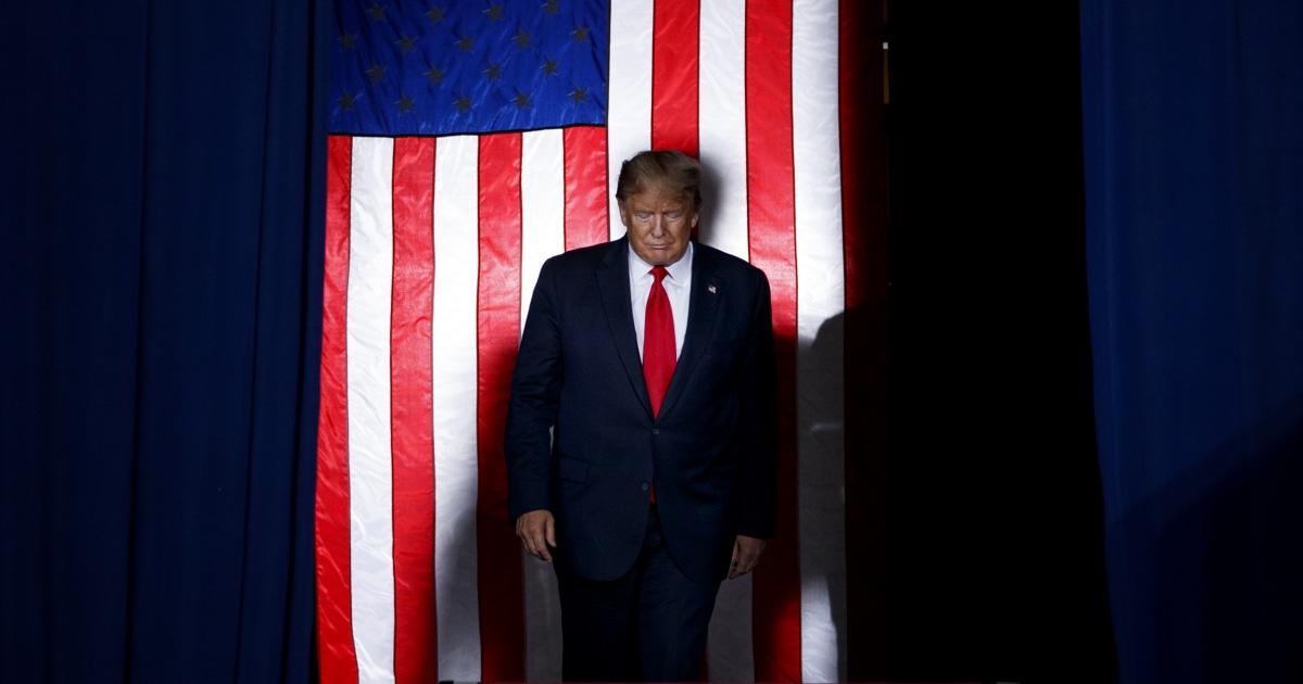 Setelah impeachment, Rumah melimpahkan perdagangan besar kemenangan di Trump