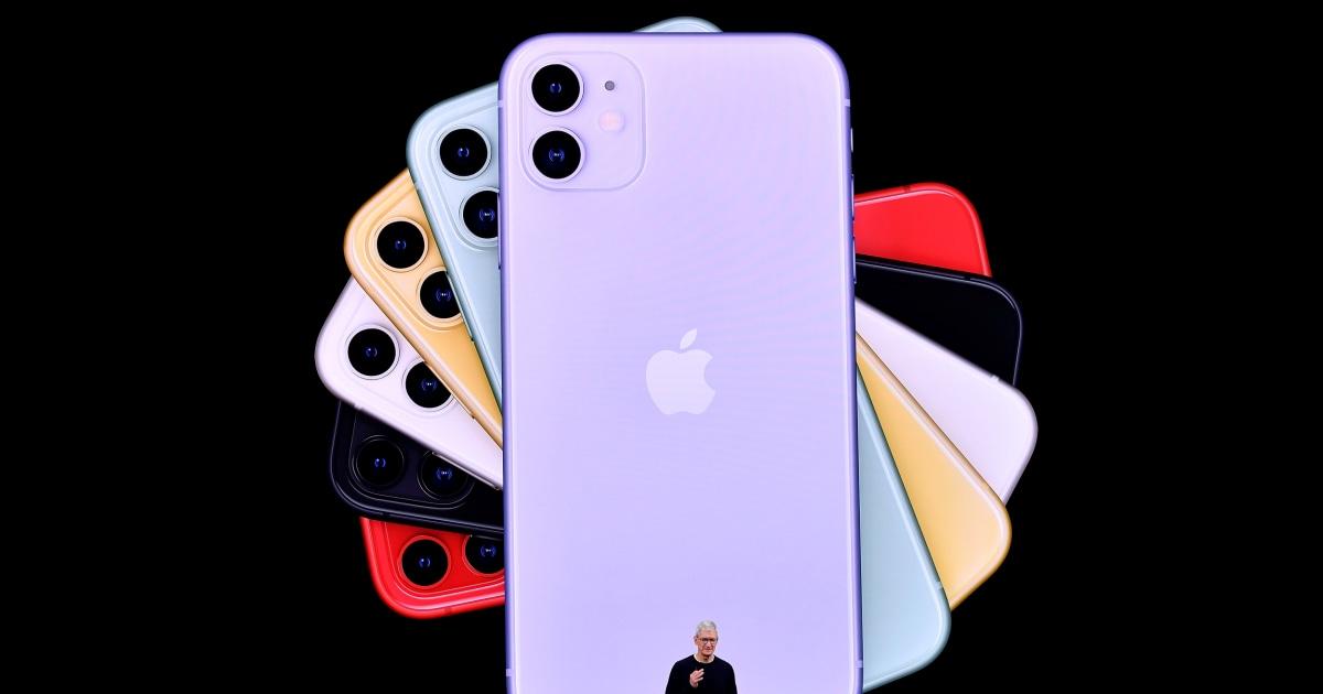 IPhoneの