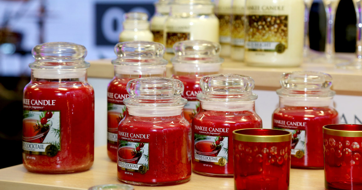 Customers Of Yankee Candle Have Their Hopes Snuffed Out As Shipments Might Miss Christmas