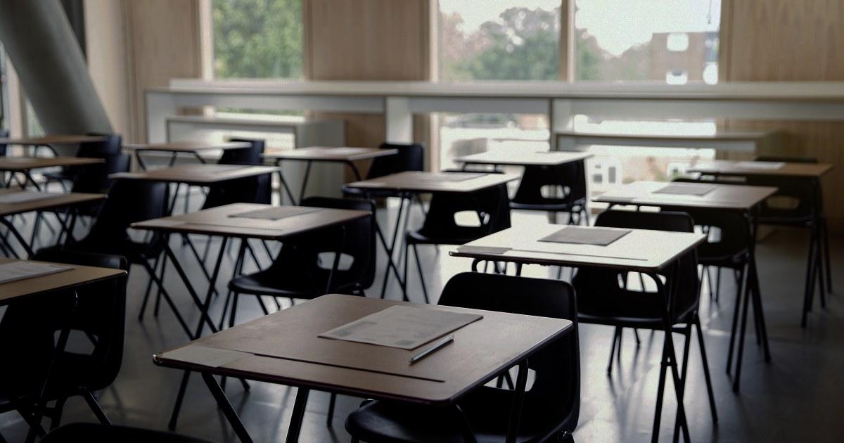 GOP senator: Upgrading schools shouldn't count as 'infrastructure'