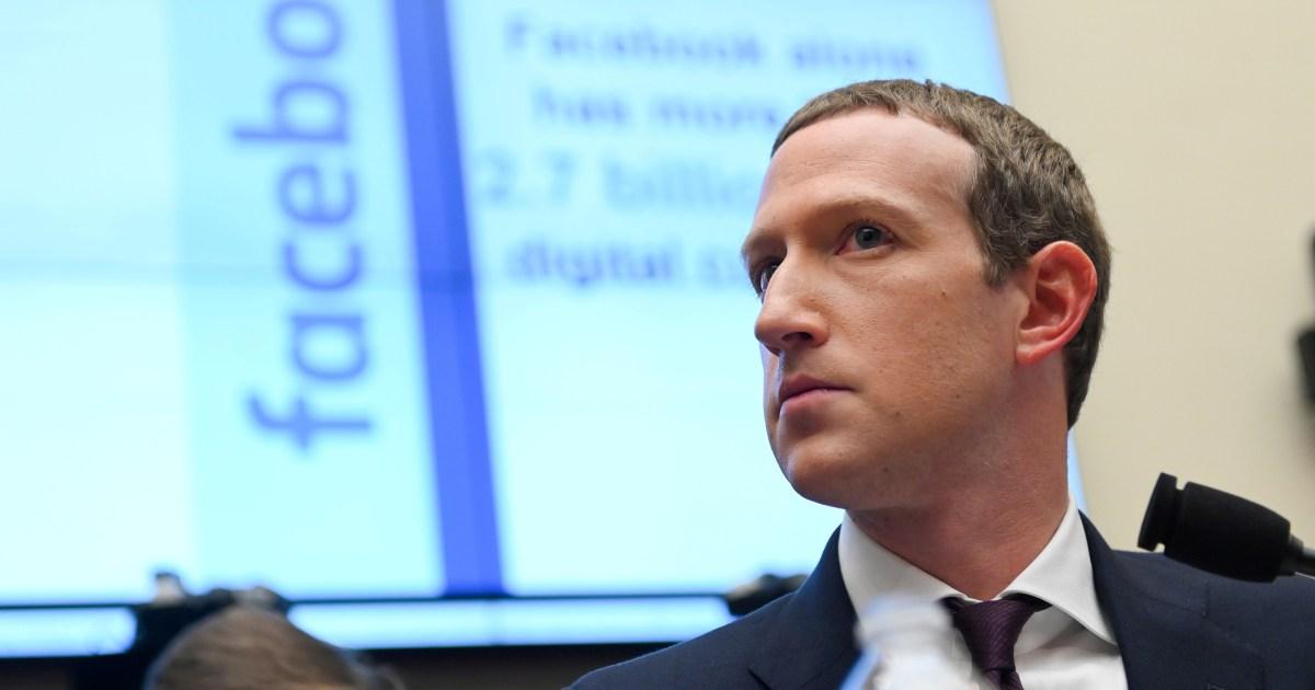 Facebook απάντησε στις ανησυχίες του για την καταδίωξη θέσης. Οι νομοθέτες δεν είναι πεπεισμένοι.