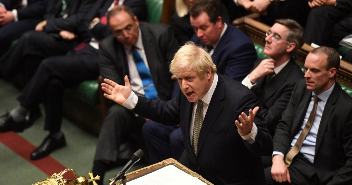 Το κοινοβούλιο στηρίζει Brexit σε αποφασιστικό βήμα για την αναχώρηση της ε. Ε.