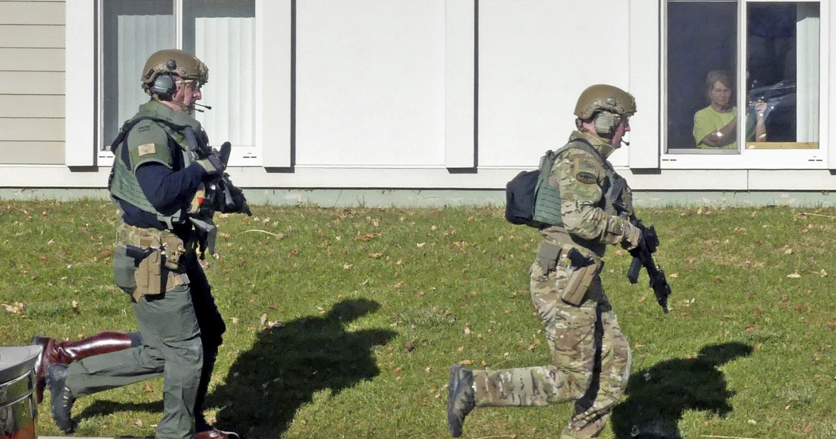 Shooting Opfer in Rhode Island senior-Gehäuse identifiziert