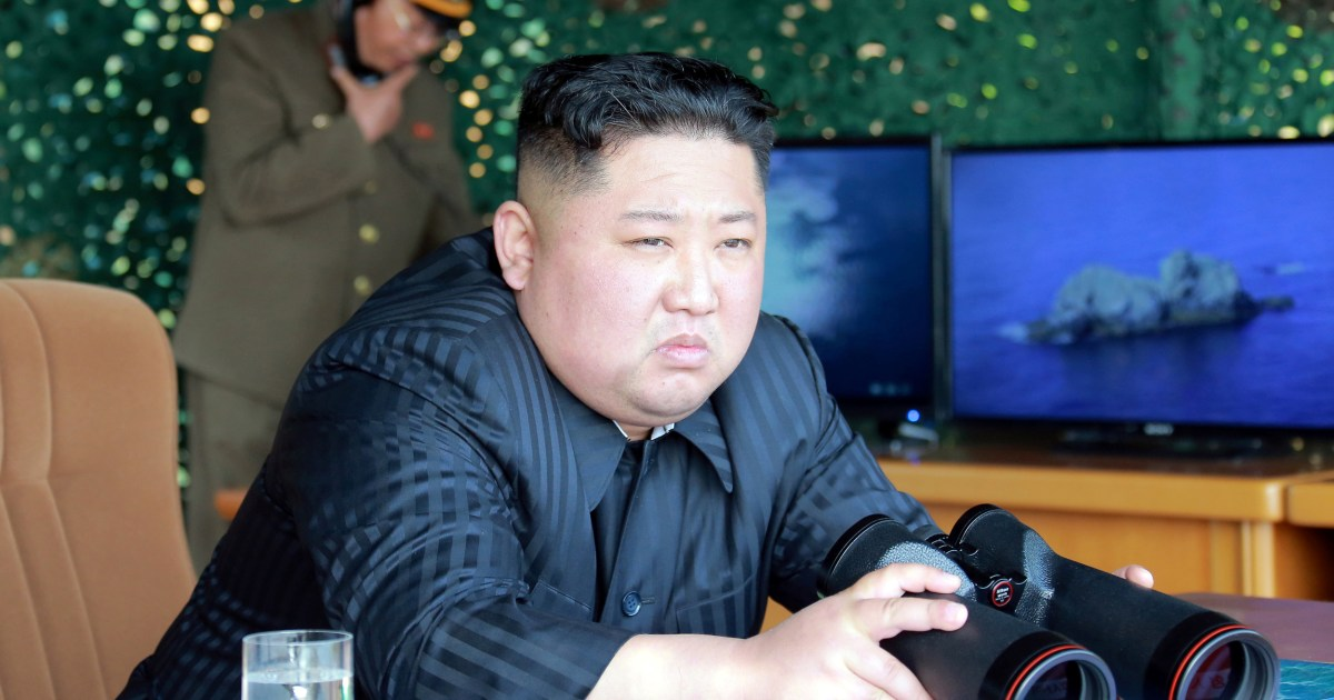 衛星バイオテクノロジーに関する作業は、北朝鮮のサイトにリンクの長距離ミサイル