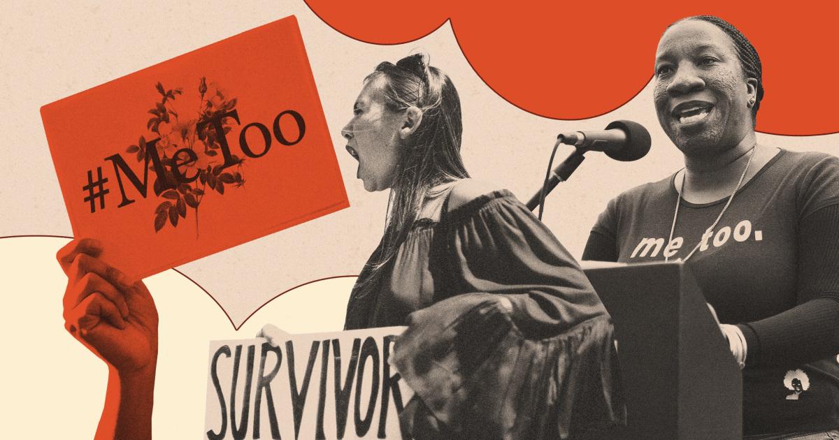 Tarana Μπερκ: Η επιτυχία του