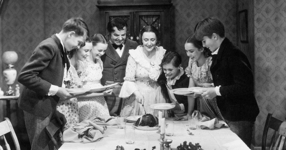 Γιατί είναι τόσο παραδοσιακό Χριστουγεννιάτικο φαγητό κάπως αηδιαστικό; Φταίει Ο Τσαρλς Ντίκενς