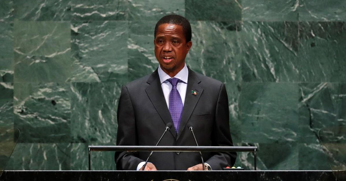 ザンビアという米国大使を交ラインを守り獄中にあるゲイのカップル