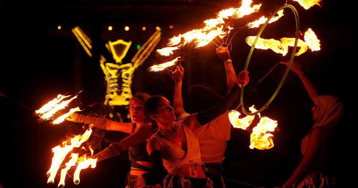 Burning Man ισχυρίζεται ΗΠΑ gov't rip-off, μηνύει για να πάρει πίσω τα εκατομμύρια