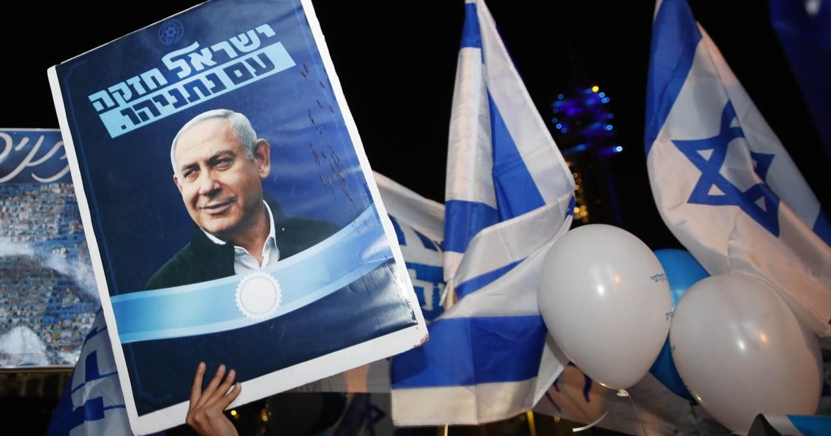 Το ισραήλ είναι ετοιμοπόλεμο Νετανιάχου δηλώνει νίκη στην πρωτοβάθμια