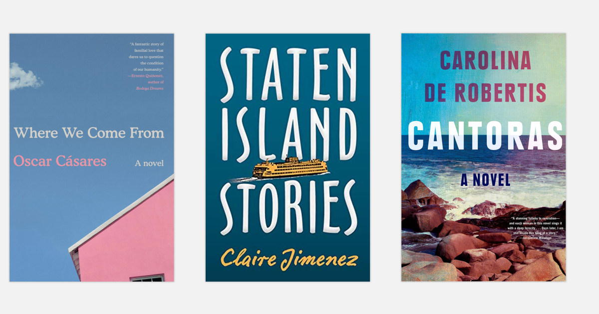 10 books from 2019 by and about Latinos you shouldn't miss out on